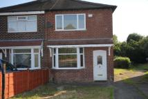 2 bed semi detached home in Strathmore Avenue, Denton