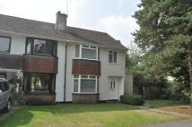 3 bed semi detached property for sale in Almswood Road, TADLEY...