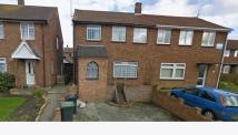 semi detached house in Hampshire Road...