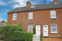 Terraced home in Garden Road, TONBRIDGE