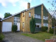 3 bed semi detached home in Shirley Gardens, RUSTHALL