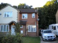 2 bedroom semi detached property to rent in Perkins Close, GREENHITHE