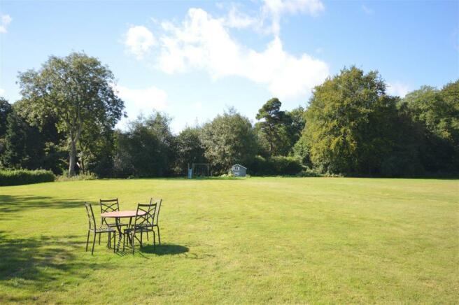 Private Acre Garden