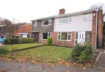 3 bed semi detached property in Shady Lane...