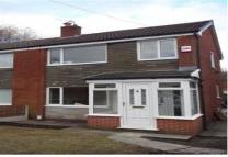 semi detached property to rent in Seymour Drive...