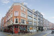 Apartment to rent in Great Sutton Street...