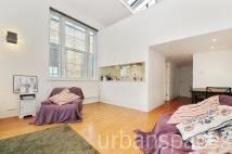 Apartment to rent in Albion Walk, Kings Cross...