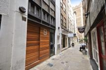 Flat for sale in Botolph Alley, Monument...