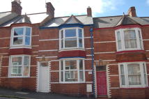 3 bedroom Terraced house in Rosebery Road, Exeter...