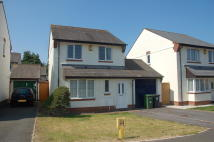 3 bedroom Detached home to rent in Loram Way, Alphington...