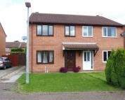 3 bed semi detached home in Wilson Close...