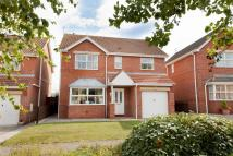 Detached home in St Aiden Close...