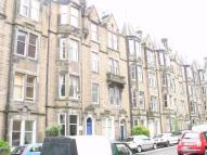 Flat in Warrender Park Crescent...