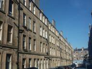 Flat in Buchanan Street, Leith...