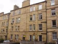 Flat to rent in Wardlaw Place, Gorgie...