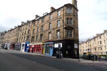 Flat in Bruntsfield Place...