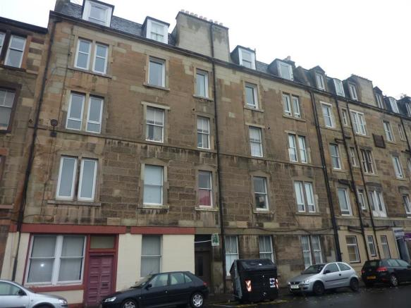 Property For Sale Rossie Place Edinburgh