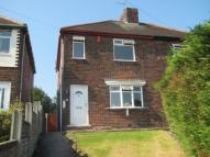 semi detached property in Laceyfields Road, Heanor...