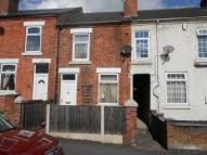 3 bed Terraced home in Howitt Street, Heanor...