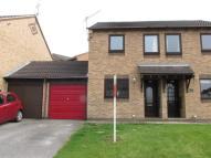 2 bed semi detached house in CULWORTH CLOSE, Belper...
