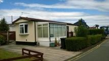 Park Home for sale in 89 Willow Park  Deeside...