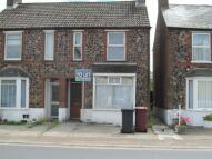 semi detached house in Spitalfield Lane...