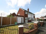 semi detached house to rent in Kenley Avenue, Widnes...
