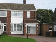 semi detached house in Pennine Way, Chilton