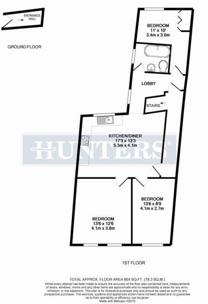Flat 2 First Floor