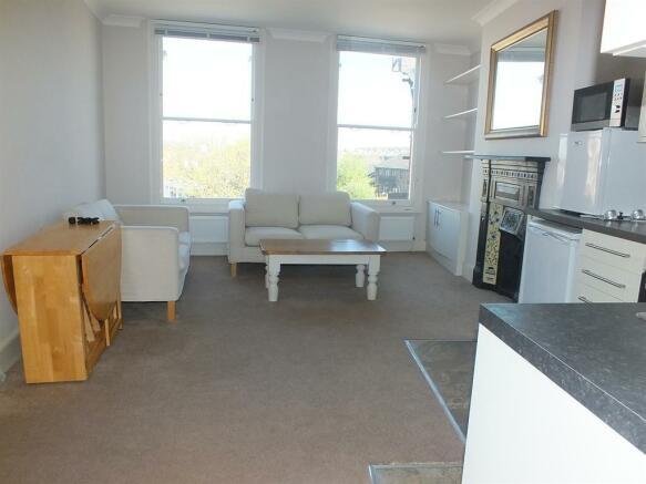 Two Bedroom Second Floor Flat
