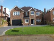 new house in Ickenham, Middlesex