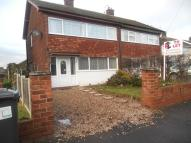 semi detached house in Palm Avenue, Armthorpe...