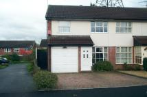 3 bedroom semi detached property in Stanmore Grove, Quinton...