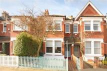 Terraced house in Clive Road, London, SE21