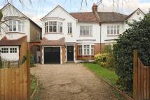 semi detached property in Dulwich Village, London...