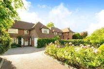 Detached home for sale in Alleyn Park, London, SE21