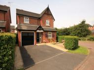 Detached house in Saltmeadows, Nantwich...