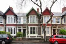 4 bed Terraced house for sale in Kelvin Road, Roath Park...