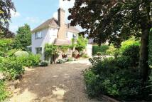 Detached property for sale in Shawford, Winchester