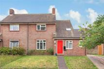 3 bedroom semi detached home for sale in Barton Stacey...
