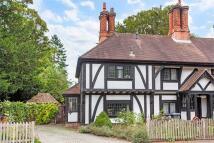 2 bedroom semi detached property for sale in Main Road, Hursley...