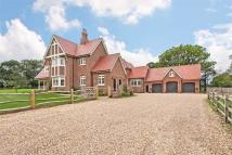 Detached home for sale in Holywell, Swanmore...