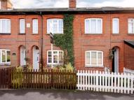Terraced home for sale in Otterbourne, Winchester