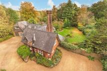 Detached house for sale in Ampfield, Romsey...