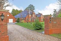 Detached home in Cross Way, Shawford...