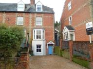 4 bedroom End of Terrace house to rent in Winchester, Hampshire