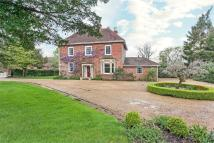 Detached property in Horton Heath, Hampshire