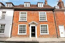 Terraced home for sale in Winchester, Hampshire