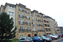 Flat to rent in Powderhall Brae...