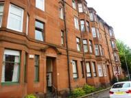 Rannoch Street Flat to rent